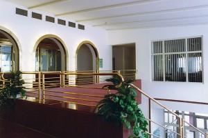 Administrativní objekty