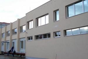 Zateplení fasád a střech